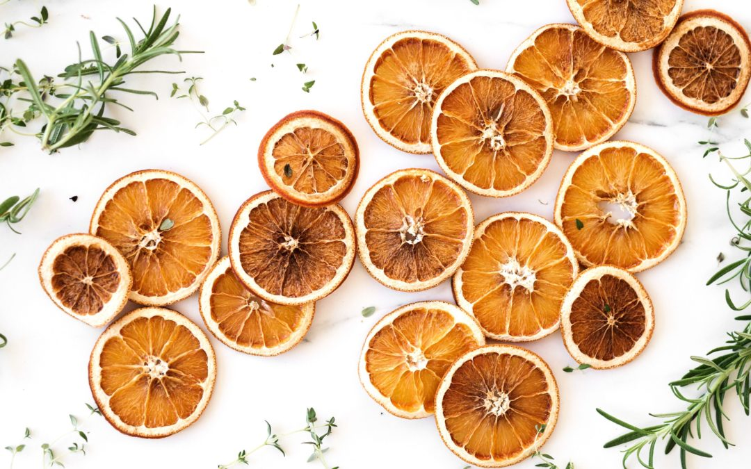 4 Citrus Powders You Must Have in Your Kitchen!