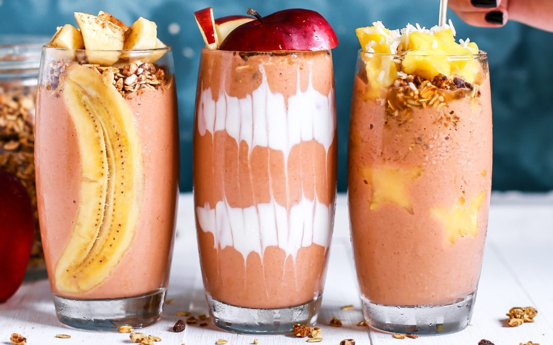 Nutritious Smoothies!