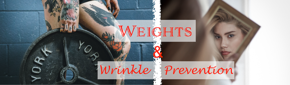 Weights & Wrinkle Prevention!